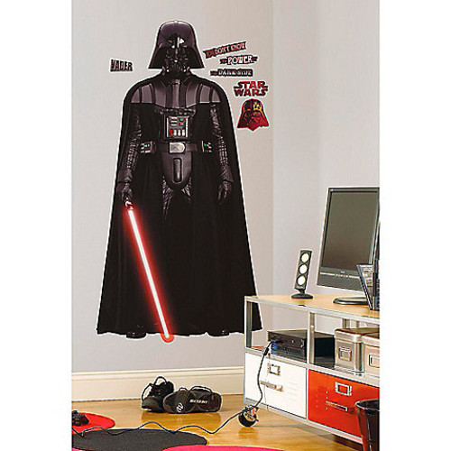 Disney Star Wars Classic Vadar Peel and Stick Giant Wall Decals