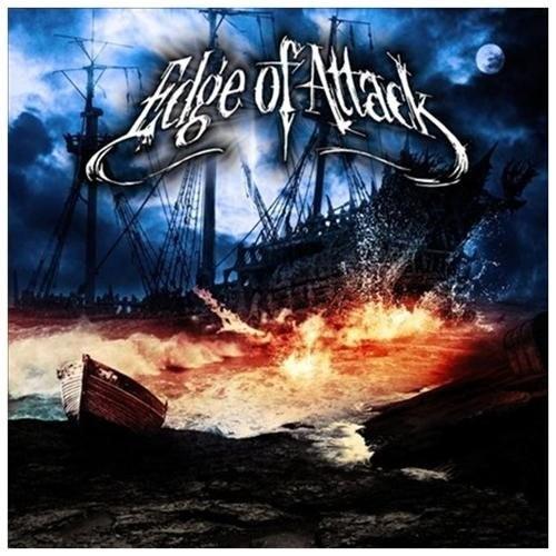 Edge Of Attack CD (2013)