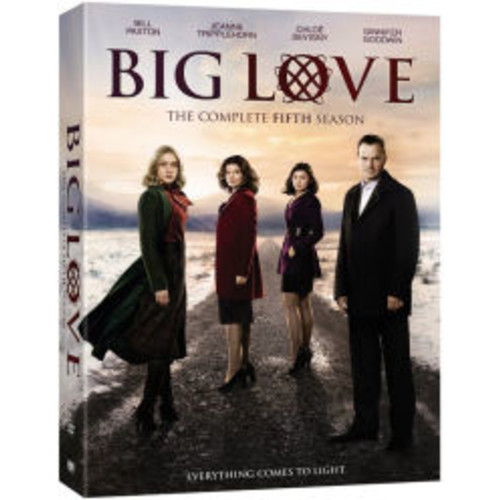 Big Love: The Complete Fifth Season [4 Discs]