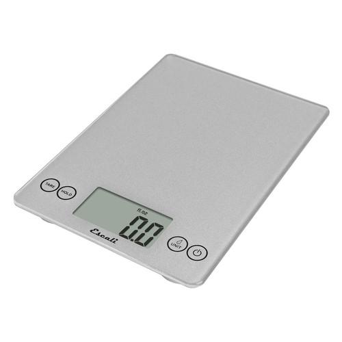 Escali Arti Metallic Glass Kitchen Scale