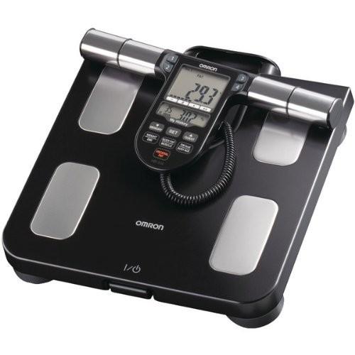 Omron Full-Body Sensor Body Composition Monitor & Scale (Black)