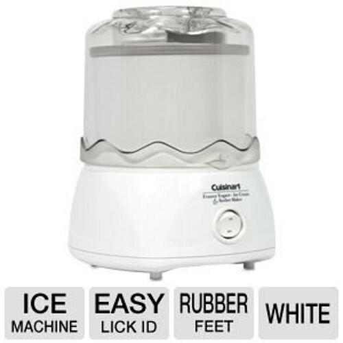Cuisinart Frozen Yogurt/Ice Cream/Sorbet Maker