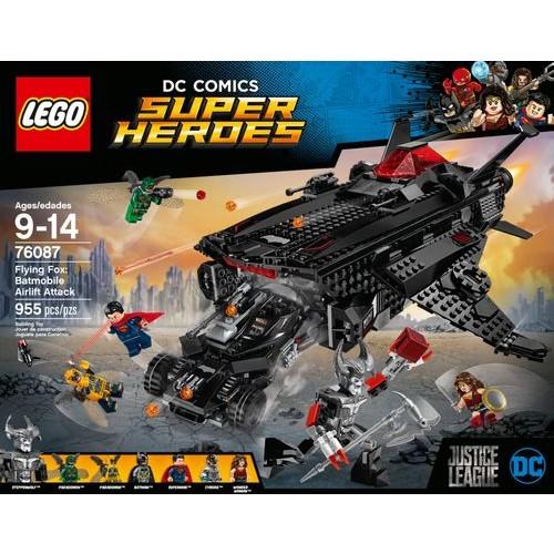 LEGO - DC Comics Super Heroes Flying Fox: Batmobile Airlift Attack