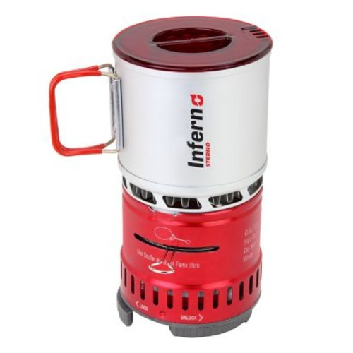 Sterno Camp Stoves and Fuel