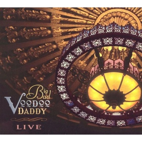 Big Bad Voodoo Daddy - Live