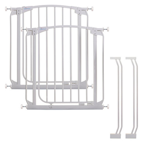 Dreambaby Chelsea Auto-Close Security Gate Value Pack
