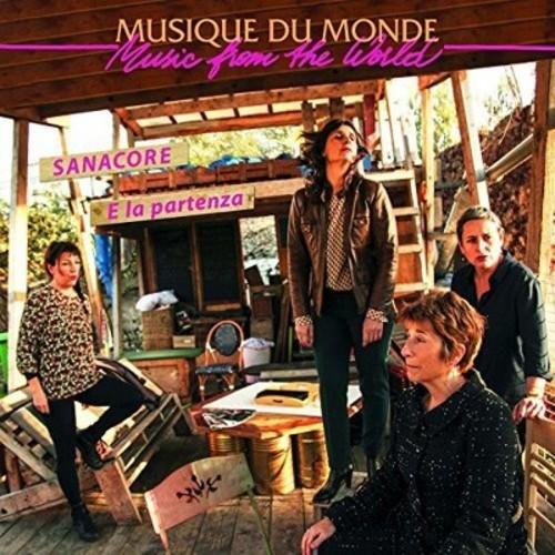 Sanacore - E la Partenza (CD)