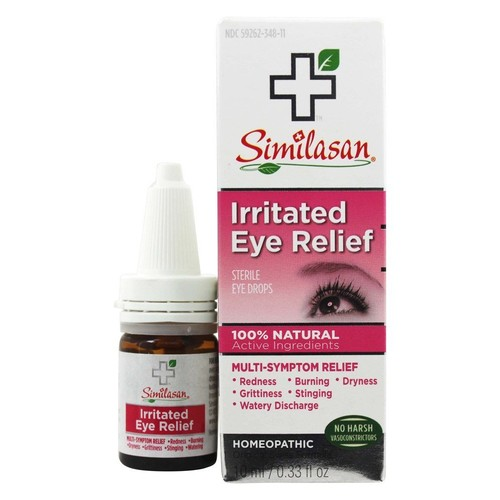 Irritated Eye Relief Sterile Eye Drops - 0.33 oz. (formerly Pink Relief Relief)