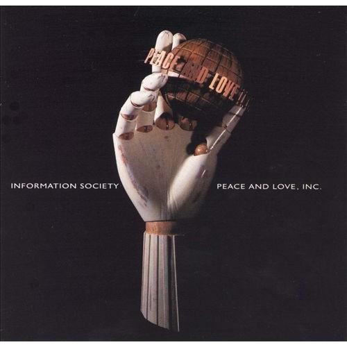 Peace & Love Inc. CD