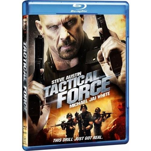 Tactical Force [Blu-ray]: Steve Austin, Michael Jai White, Adamo P. Cultraro: Movies & TV