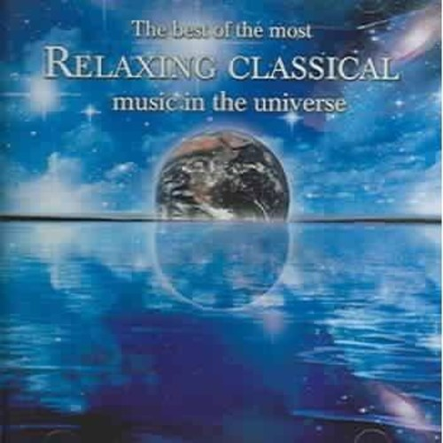 Various - Best of the most relaxing classical m (CD)