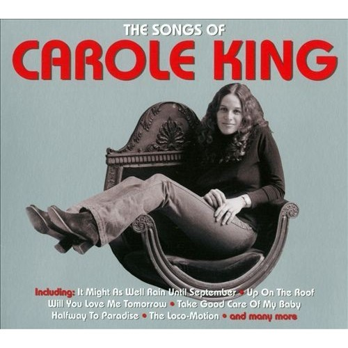The Songs of Carole King [CD]
