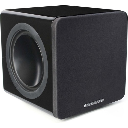 Cambridge Audio Minx X201 (Black) Ultra-compact powered subwoofer