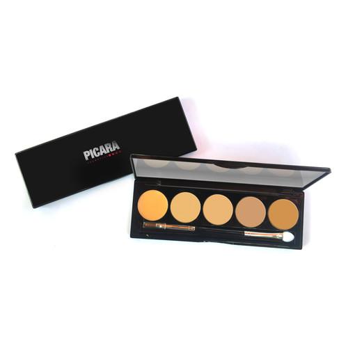 Picara Contour & Highlighting Cream Palette Super Light