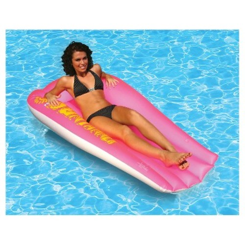 Poolmaster Suntanner Mattress - Pink