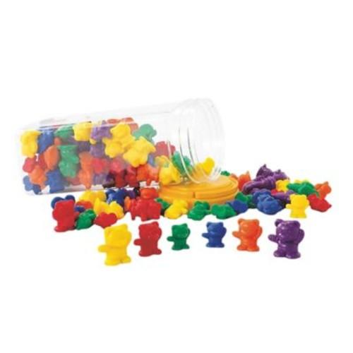 EDX Education Bear Counters, 96/Set