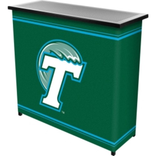 Trademark Games Tulane Green Wave Portable Bar