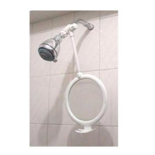 Zadro Fogless Shower Mirror in White