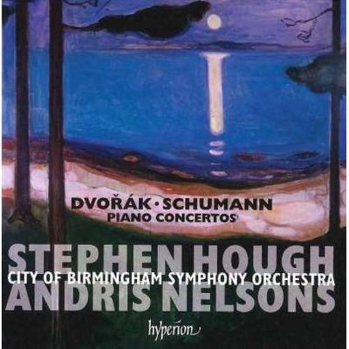 Stephen Hough - Dvorak/Schumann: Piano Concerto