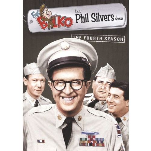 Sgt. Bilko/The Phil Silvers Show: The Final Season [DVD]