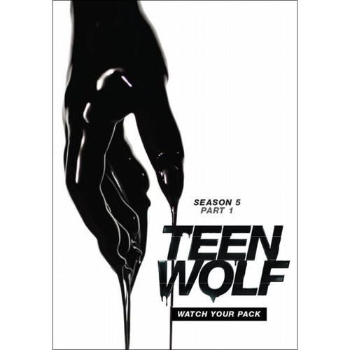 Teen Wolf: Season 5 - Part 1 [3 Discs] [DVD]