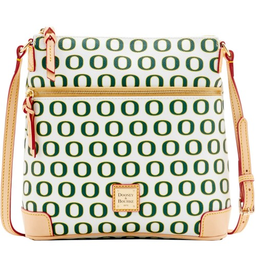 Dooney \u0026 Bourke NCAA University of Oregon Crossbody