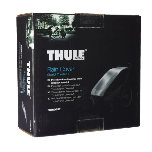 Thule Active with Kids Rain Cover- Chariot Cheetah 1 Compatibility