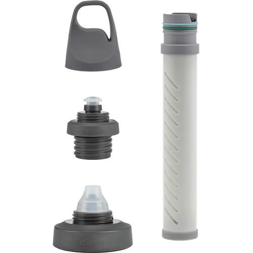 LifeStraw Universal Bottle Adapter with 2-Stage Filtration