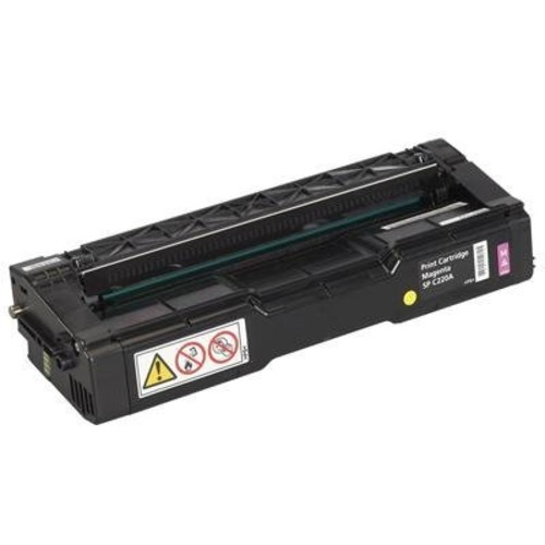 RICOH laser magenta toner cartridge for sp c220a