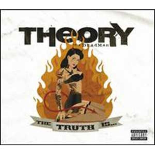 The Truth Is... By The Theory of a Deadman (Audio CD)