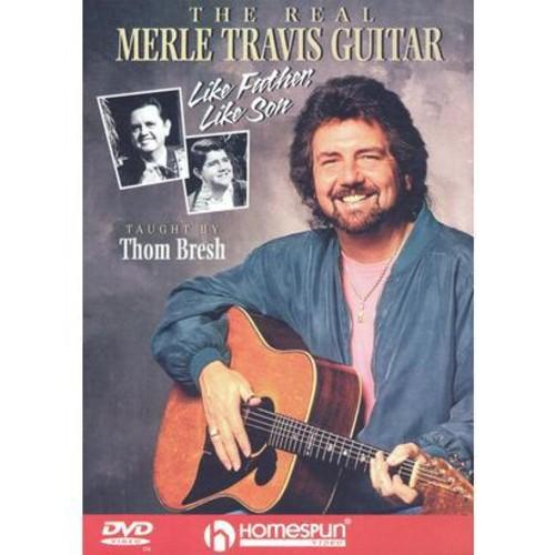 REAL MERLE TRAVIS GUITAR: LIKE FATHER LIKE SO