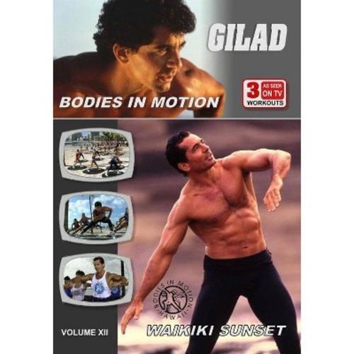Gilad: Bodies in Motion: Waikiki Sunset (DVD)