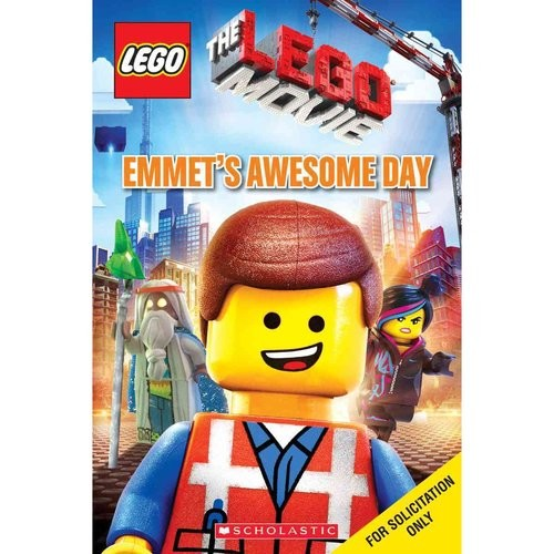 The Lego Movie: Emmet's Awesome Day