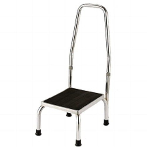 Essential Medical Safety Foot Stool with Handle