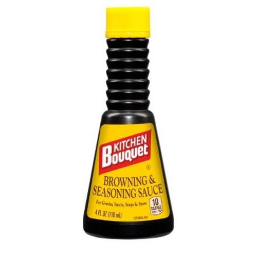 Kitchen Bouquet Browning & Seasoning Sauce - 4oz