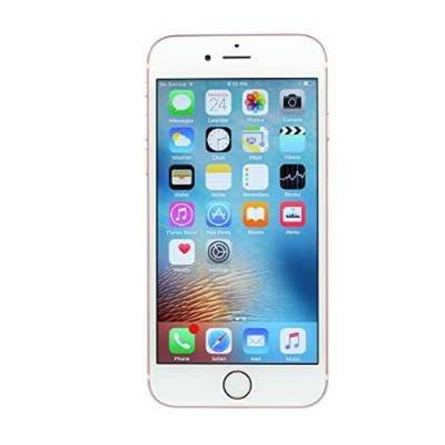 Apple iPhone 6s Plus 128GB Rose Gold Smartphone for AT&T (Certified Refurbished)