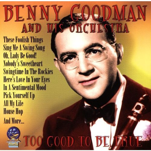 Too Good to Be True [CD]