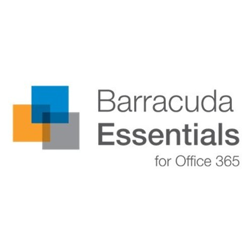 Barracuda Essentials Advanced Email Security and Compliance - Subscription license ( 1 year ) - 1 user - hosted - volume - up to 250 licenses (BEOESC100A12)