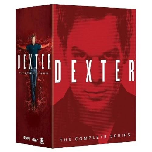 Dexter The Complete Series 32 Discs DVD Video