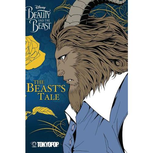 Disney Manga: Beauty and the Beast - The Beast's Tale