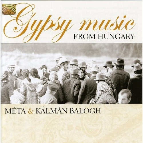 Gypsy Music from Hungary [CD]