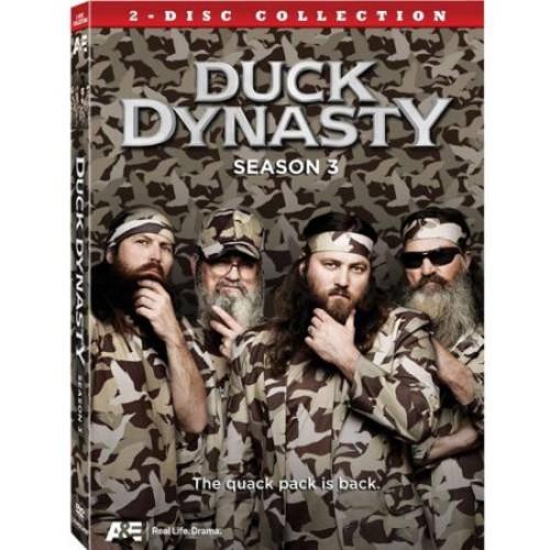Duck Dynasty: Season 3 [2 Discs] [DVD]