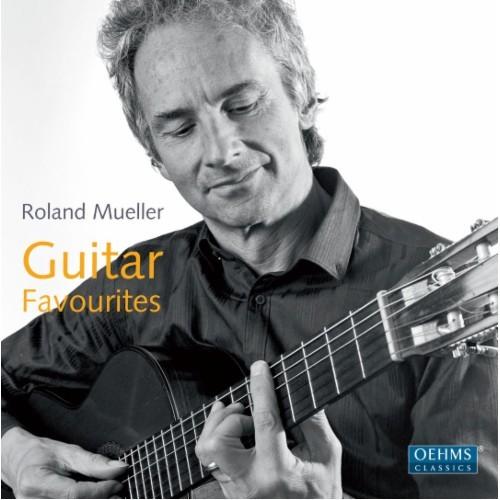 Guitar Favorites - CD