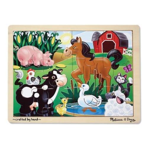 Melissa & Doug On the Farm Jigsaw Puzzle