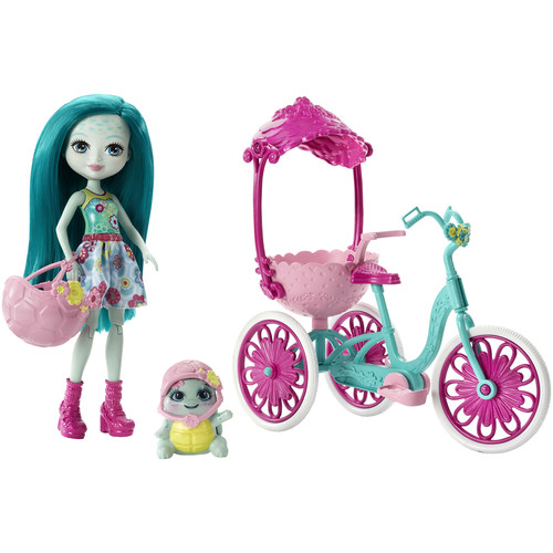 Mattel Enchantimals Built for Two Doll Set