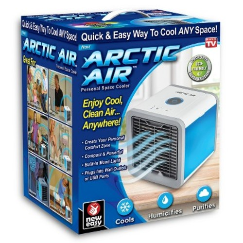 As Seen on TV Air Purifiers White