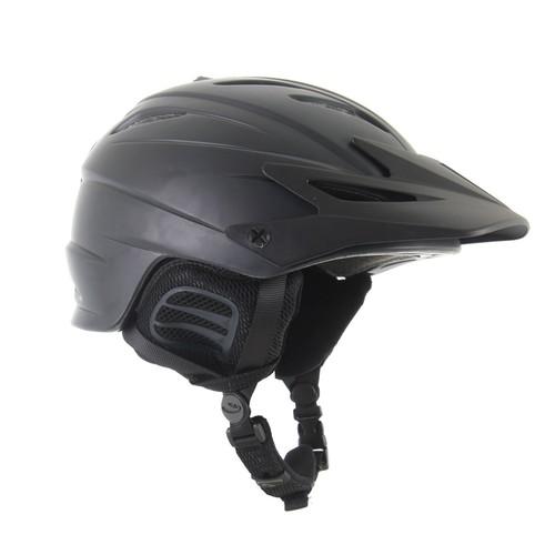 Giro G10 MX Ski Snowboard Helmet Matte Black [Small]