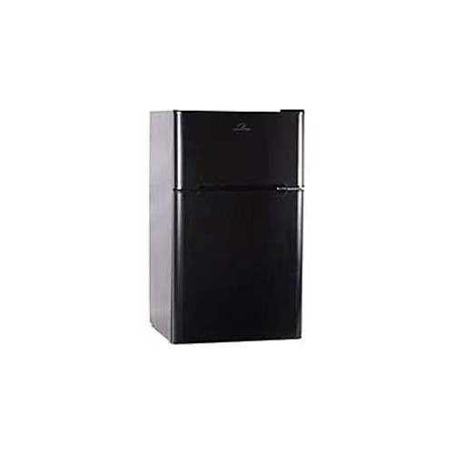 Commercial Cool CCRD32B 2.35 Cu Ft Refrigerator/Freezer, Black