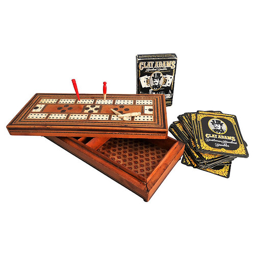 Early English Cribbage Game