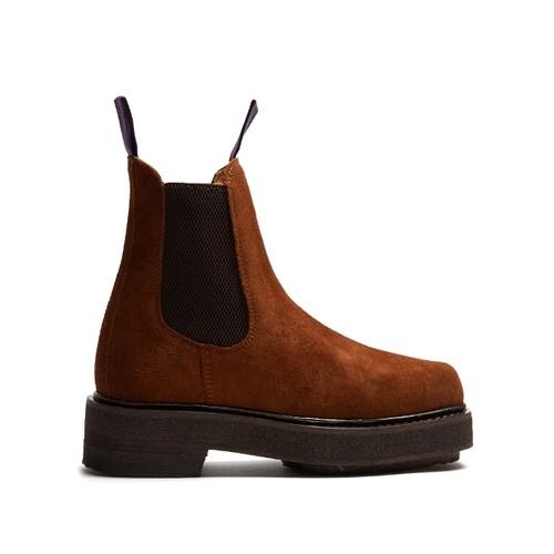 Ortega suede chelsea boots